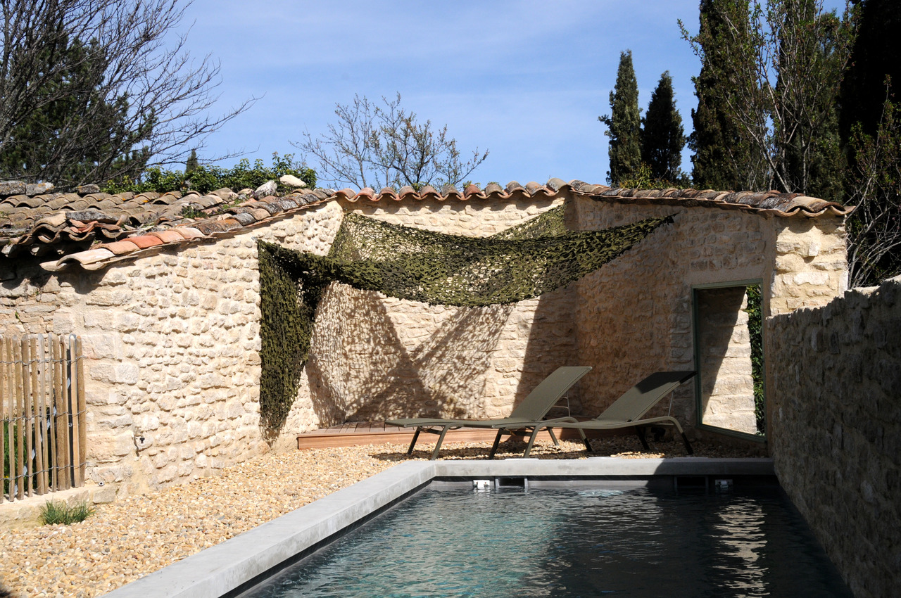 Batik construction neuve r novation luberon for Renovation piscine silico marbreux